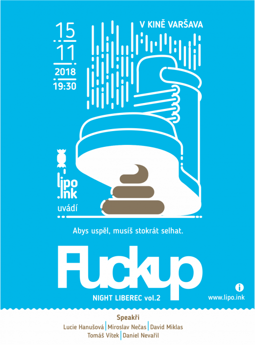 FuckUp Night Liberec vol.II