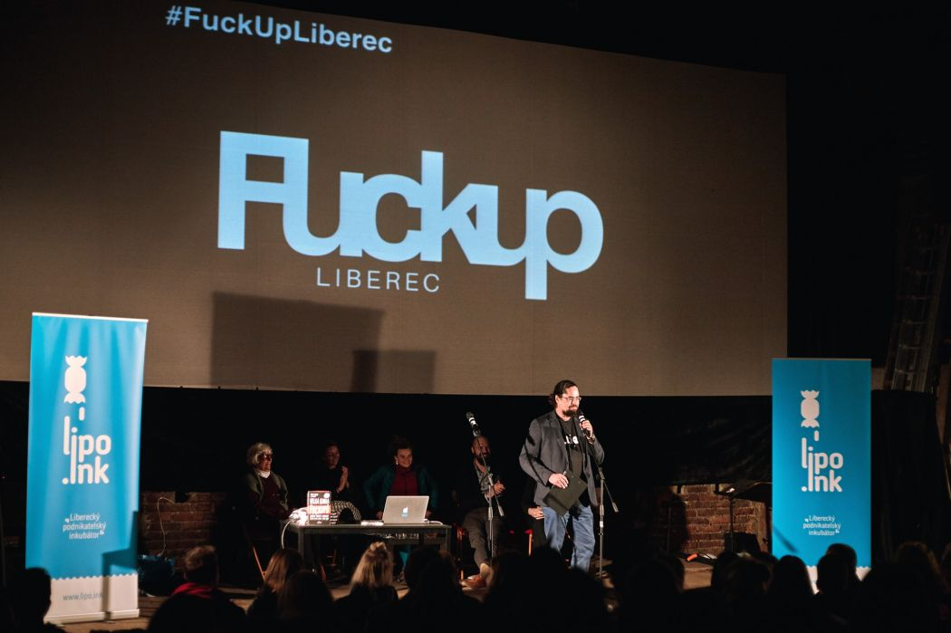 FuckUP Night Liberec vol.III